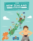 New Zealand: Travel for kids: The fun way to discover New Zealand Cover Image