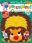 Never Touch a Porcupine Sticker Activity Book Cover Image