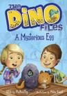 The Dino Files #1: A Mysterious Egg (Stepping Stone Books) Cover Image