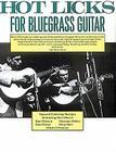 Hot Licks for Bluegrass Guitar Cover Image