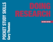 Doing Research (Pocket Study Skills) Cover Image