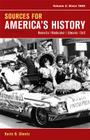 Sources for America's History, Volume 2: Since 1865 Cover Image