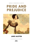 Pride and Prejudice / Jane Austen / World Literature Classics / Illustrated with doodles Cover Image