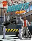 The Remarkable World of Robots: Max Axiom Stem Adventures Cover Image