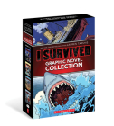 I Survived Graphic Novels #1-4: A Graphix Collection Cover Image