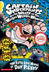 Captain Underpants and the Wrath of Thewicked Wedgie Woman Cover Image