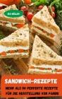 Sandwich-Rezepte Cover Image