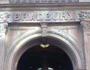 The Bradbury Building: 1893 Cover Image