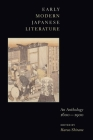 Early Modern Japanese Literature: An Anthology, 1600-1900 (Translations from the Asian Classics) Cover Image