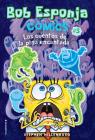 Bob Esponja. Los Cuentos de la Pina Encantada = Spongebob Comics: Book 3: Tales from the Haunted Pineapple Cover Image