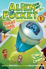 Alien in My Pocket #1: Blast Off! Cover Image