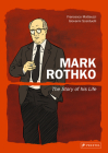 Mark Rothko Graphic Novel Cover Image