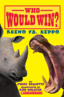 Rhino vs. Hippo (Who Would Win?) Cover Image