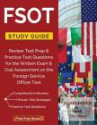 FSOT Study Guide Review: Test Prep & Practice Test Questions for the Written Exam & Oral Assessment on the Foreign Service Officer Test Cover Image