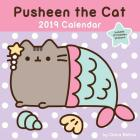 Pusheen the Cat 2019 Wall Calendar Cover Image