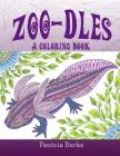 Zoo-dles: a coloring book for all ages Cover Image
