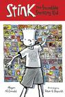 Stink (Book #1): The Incredible Shrinking Kid Cover Image