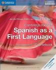 Cambridge IGCSE Spanish as a First Language Coursebook (Cambridge International Igcse) Cover Image