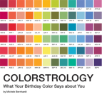 Colorstrology: What Your Birthday Color Says about You Cover Image
