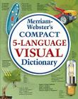 Merriam-Webster's Compact 5-Language Visual Dictionary Cover Image