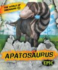 Apatosaurus Cover Image