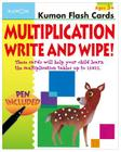 Multiplication Flashcards Write & Wipe Cover Image