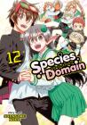 Species Domain Vol. 12 Cover Image