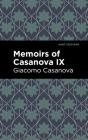 Memoirs of Casanova Volume IX Cover Image
