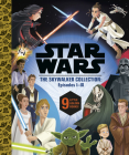 Star Wars Episodes I - IX: a Little Golden Book Collection (Star Wars) Cover Image