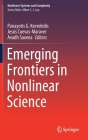 Emerging Frontiers in Nonlinear Science (Nonlinear Systems and Complexity #32) Cover Image