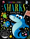 Sharks Activity Book Cover Image