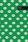 Envy Lifestyle Journal, Wide Ruled Write-in Dotted Lines, (A5) 6 x 9 Inch, Notebook, 288 pages (144 shts) (Green) Cover Image