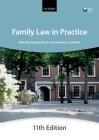Family Law in Practice (Blackstone Bar Manual) Cover Image