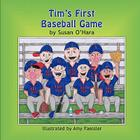 Tim's First Baseball Game Cover Image