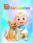 Cocomelon: ABC tracing and learning book for KIDS Cover Image