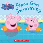 Peppa Goes Swimming (Peppa Pig) Cover Image