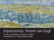 Impressionists Vincent Van Gogh Cards (Impressionists Card Packs) Cover Image