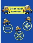 Graph Paper Notebook Cover Image