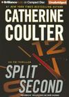 Split Second (FBI Thriller #15) Cover Image