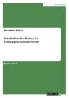 Interkulturelles Lernen Im Fremdsprachenunterricht? Cover Image