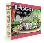 Pogo The Complete Syndicated Comic Strips Box Set: Vols. 7 & 8: Pockets Full of Pie & Hijinks from the Horn of Plenty (Walt Kelly's Pogo) Cover Image
