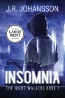 Insomnia (Night Walkers #1) Cover Image