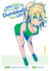 How Heavy Are the Dumbbells You Lift? Vol. 1 Cover Image
