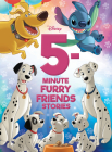 5-Minute Disney Furry Friends Stories (5-Minute Stories) Cover Image