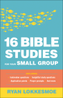 16 Bible Studies for Your Small Group Cover Image