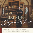 Learning About Gregorian Chant: Gregorian Chant Cover Image