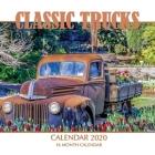 Classic Trucks Calendar 2020: 16 Month Calendar Cover Image