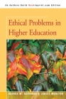 Ethical Problems in Higher Education Cover Image