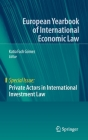 Private Actors in International Investment Law Cover Image