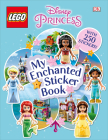 LEGO Disney Princess My Enchanted Sticker Book (Ultimate Sticker Book) Cover Image